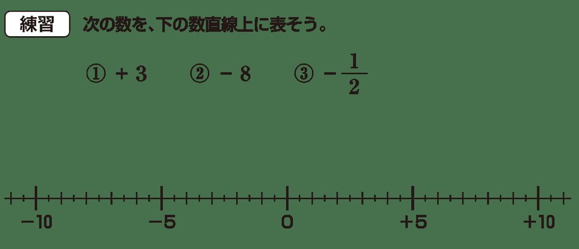 中1 数学4 練習