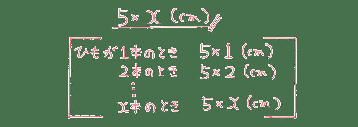中1 数学18練習(1の答え)