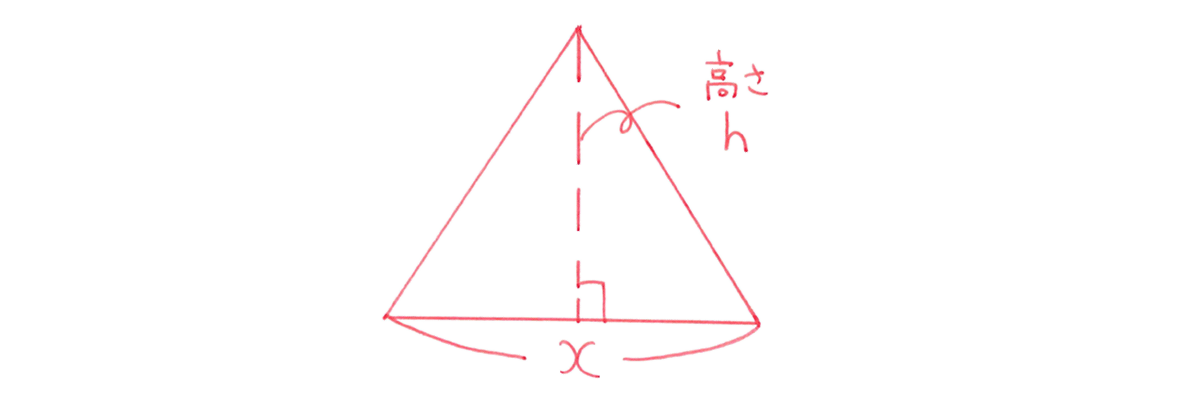 中1 数学23 練習②手書きの図のみ