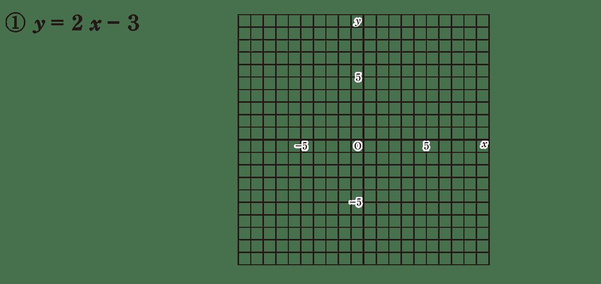 中2 数学108 練習①