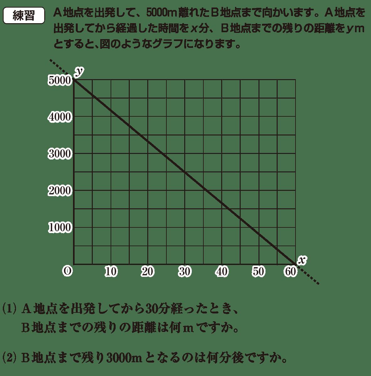 中2 数学119 練習