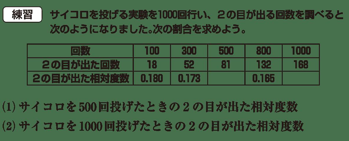 中2 数学152 練習