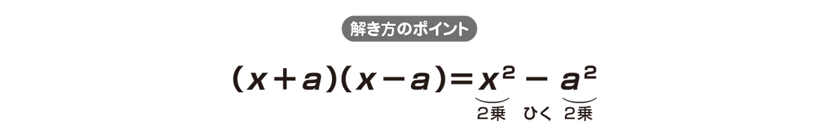 中3 数学166 ポイント