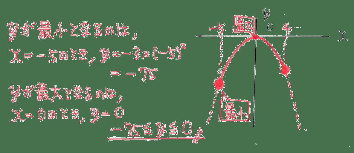 中3 数学213 練習(2)の答え