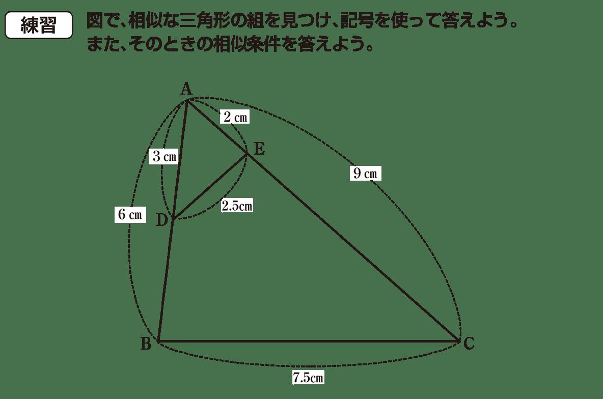 中3 数学221 練習