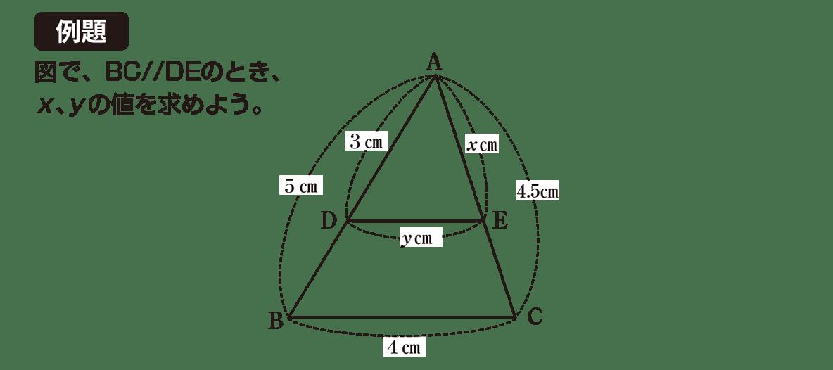 中3 数学225 例題