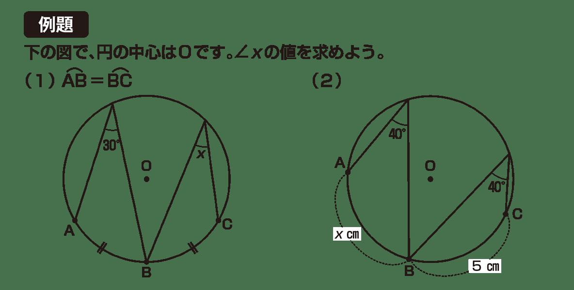 中3 数学243 例題