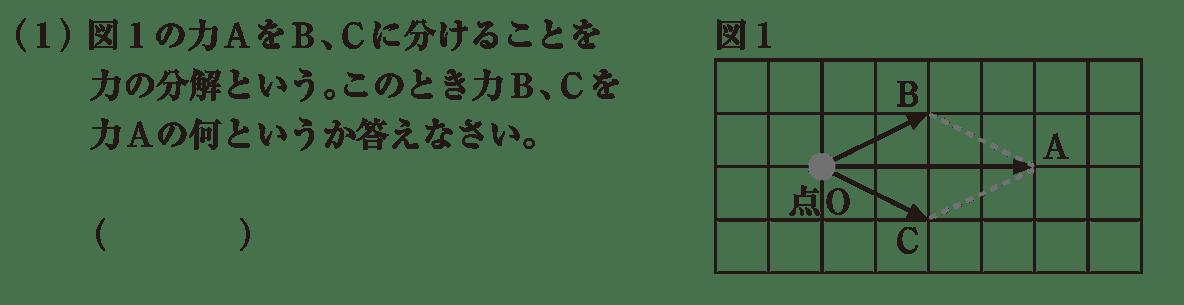 中3 物理8 練習 (1)答えなし