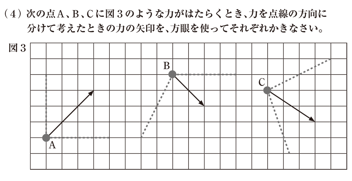 中3 物理8 練習 (4)答えなし