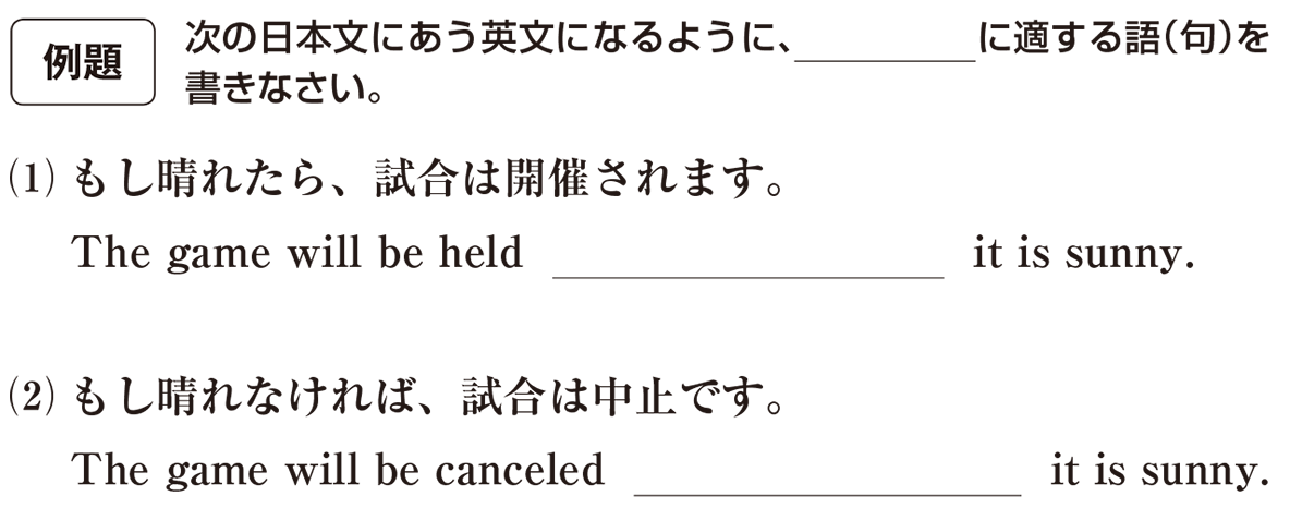 高校英語文法 接続詞21・22の例題(1)(2) アイコンあり