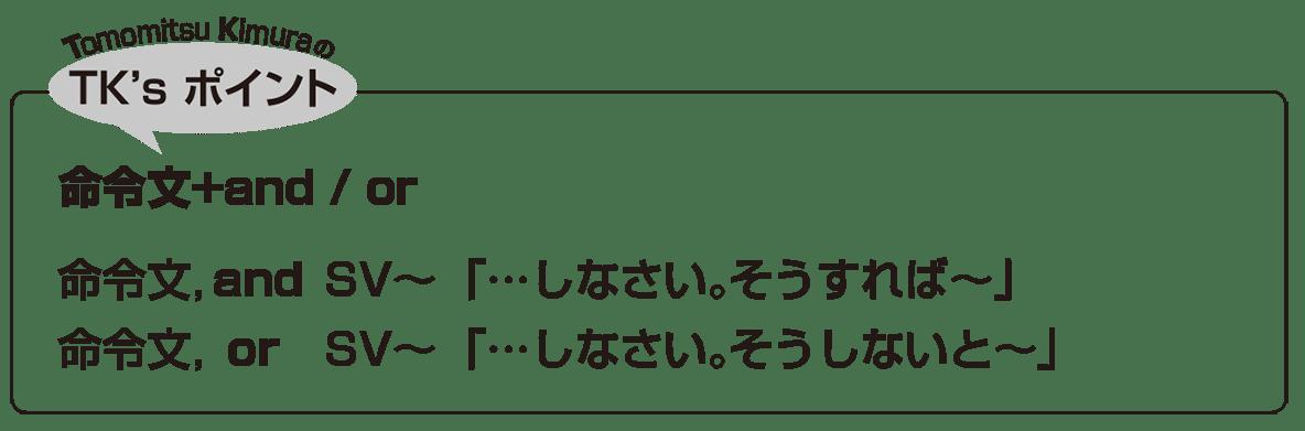 高校英語文法 接続詞3・4のポイント アイコンあり