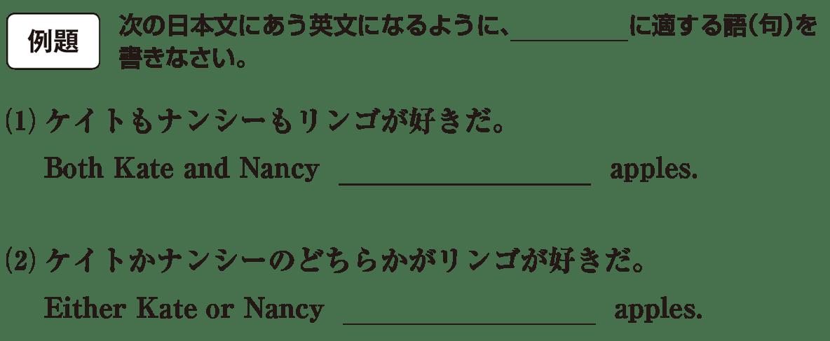高校英語文法 接続詞7・8の例題(1)(2) アイコンあり