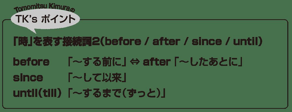 高校英語文法 接続詞11・12のポイント アイコンあり