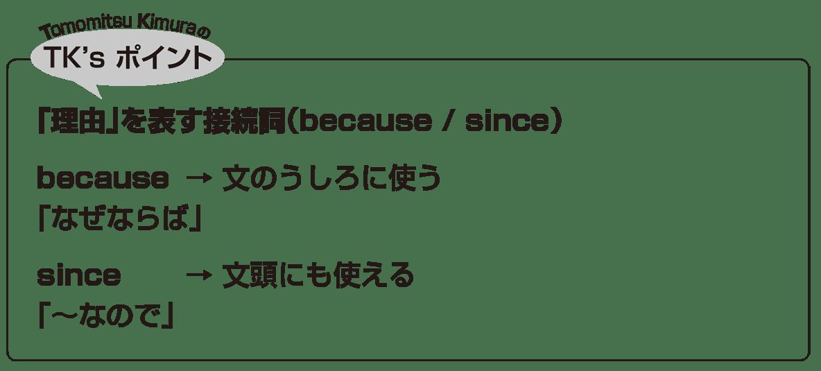 高校英語文法 接続詞15・16のポイント アイコンあり