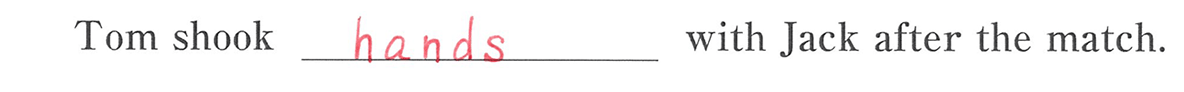 高校英語文法 名詞・冠詞9・10の例題(2) 答え入り アイコンなし