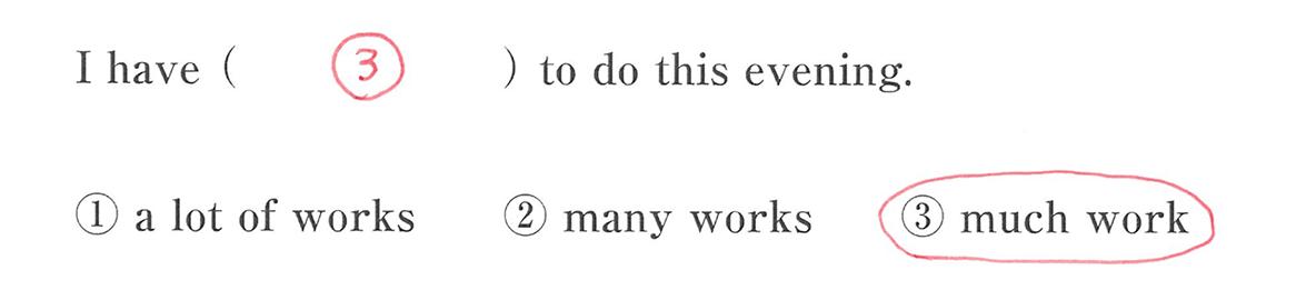 高校英語文法 名詞・冠詞15・16の入試レベルにチャレンジ 答え入り アイコンなし