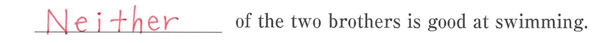 高校英語文法 代名詞21・22の例題(3) 答え入り アイコンなし