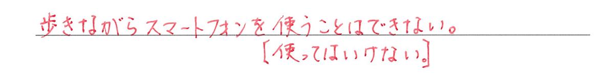 高校英語文法 代名詞3・4の例題(1) 答え入り