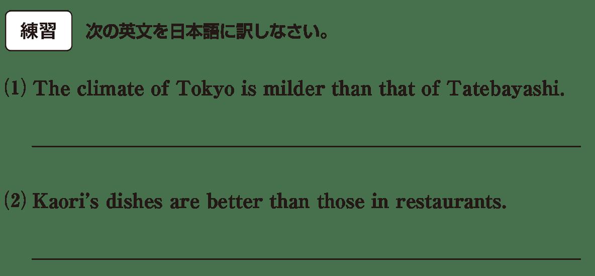 高校英語文法 代名詞15・16の練習(1)(2) アイコンあり