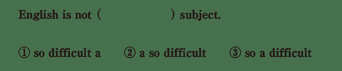 高校英語文法 形容詞・副詞31・32の入試レベルにチャレンジ アイコンなし