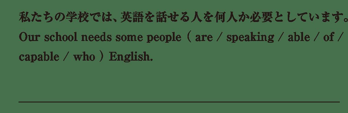 高校英語文法 形容詞・副詞13・14の入試レベルにチャレンジ アイコンなし