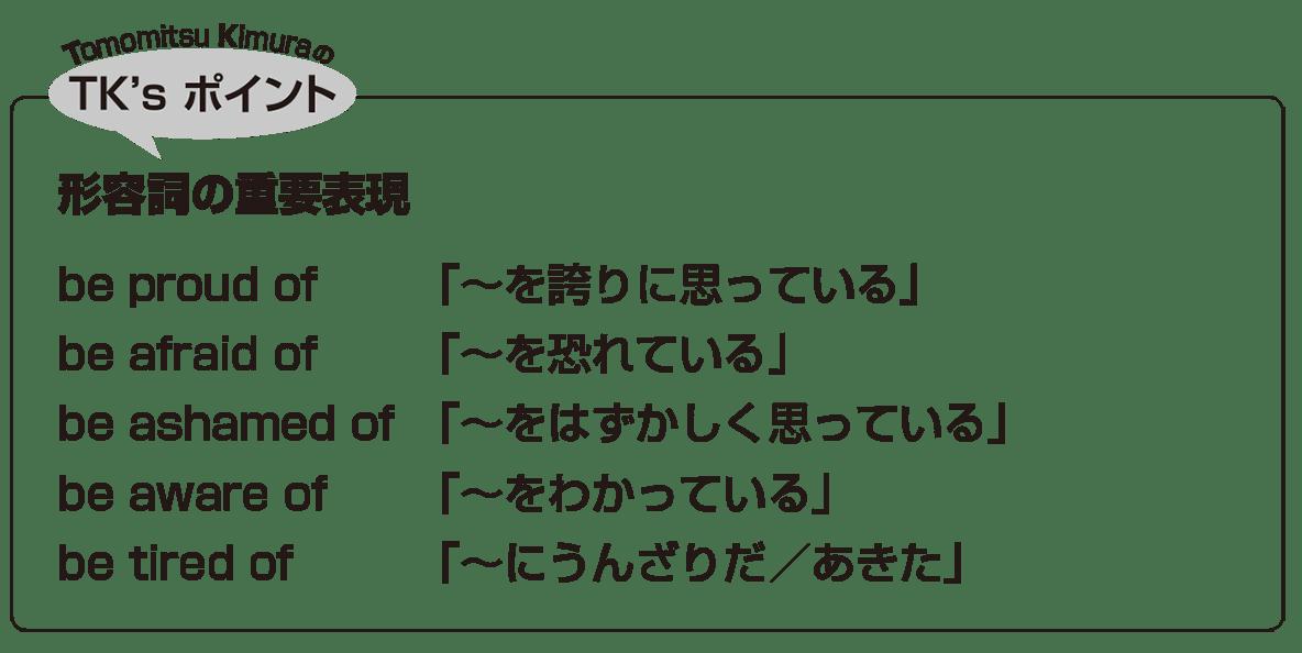 高校英語文法 形容詞・副詞15・16のポイント アイコンあり