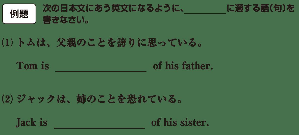 高校英語文法 形容詞・副詞15・16の例題(1)(2) アイコンあり
