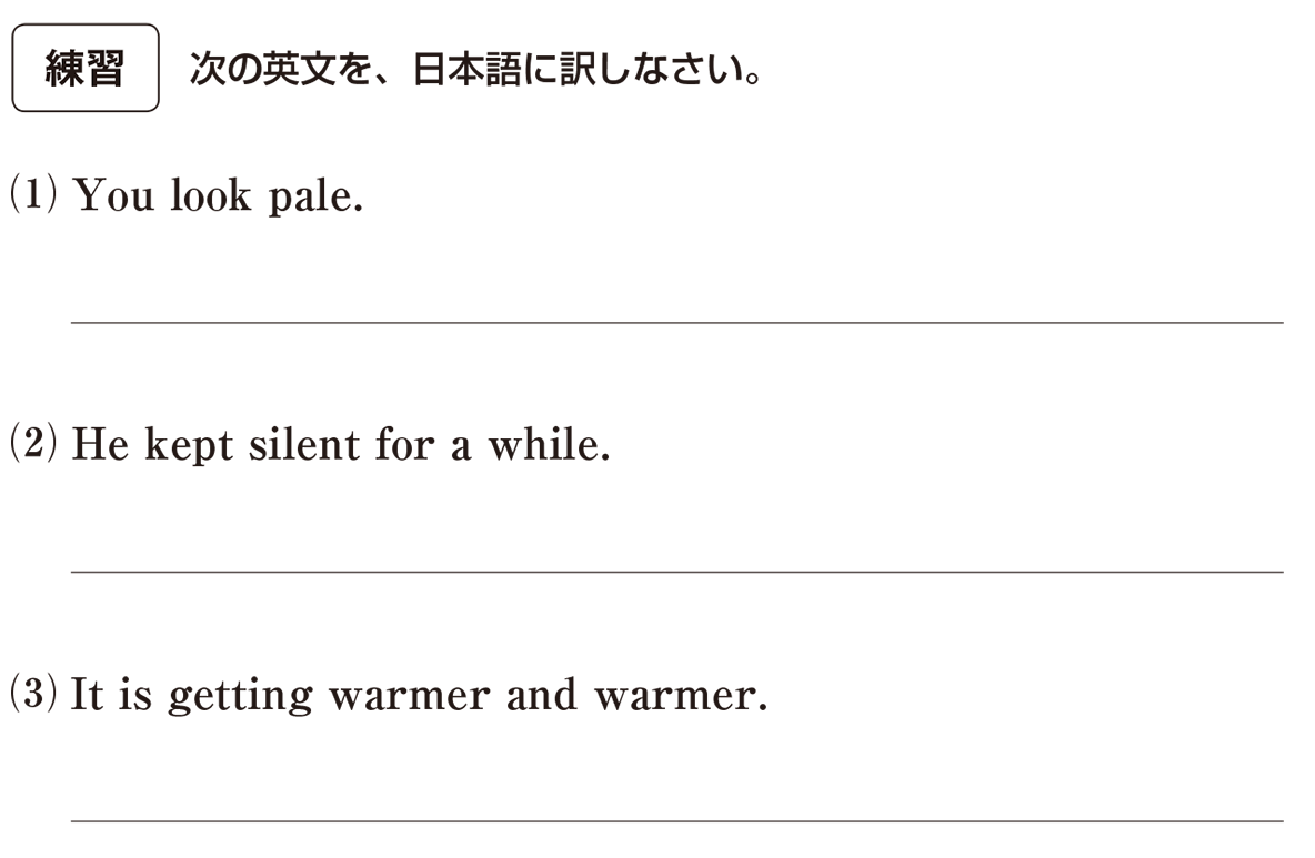 高校英語文法 5文型7・8の練習(1)(2)(3) アイコンあり