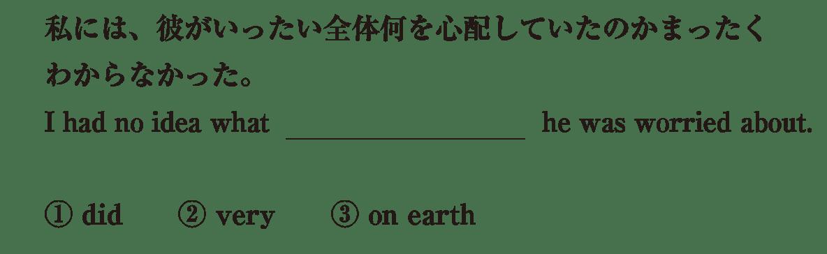 高校英語文法 強調・倒置・挿入・省略・同格1・2の入試レベルにチャレンジ アイコンなし