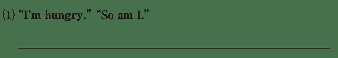 高校英語文法 強調・倒置・挿入・省略・同格7・8の練習(1) アイコンなし