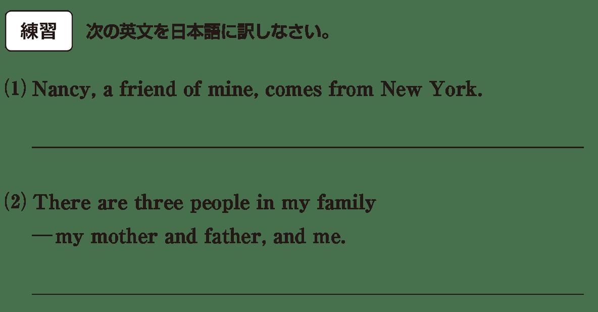 高校英語文法 強調・倒置・挿入・省略・同格13・14の練習(1)(2) アイコンあり