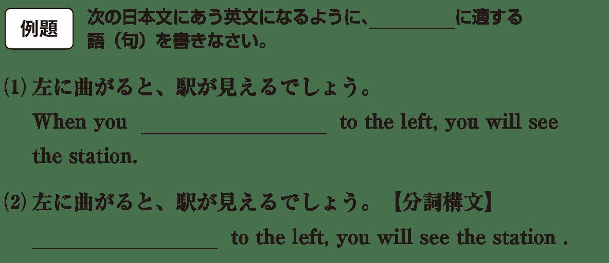 構文 分詞