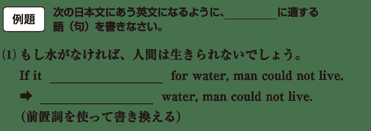 仮定法15の例題(1) アイコンあり