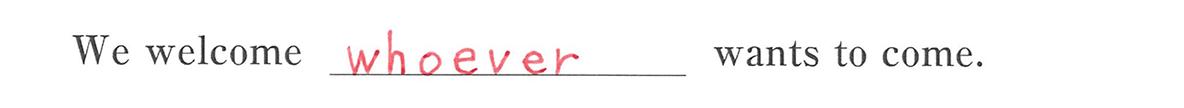 高校英語文法 関係詞29・30の例題(1) 答え入り アイコンなし