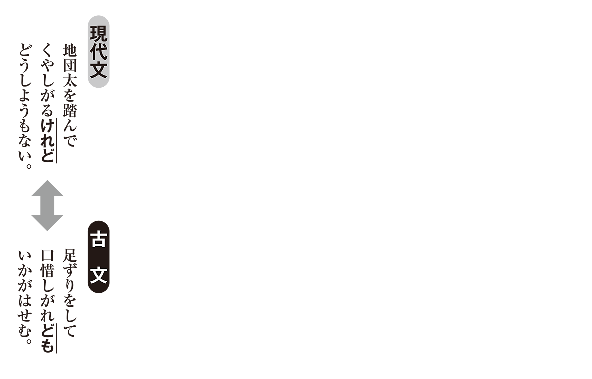 高校古文 4章4 現代文と古文の比較