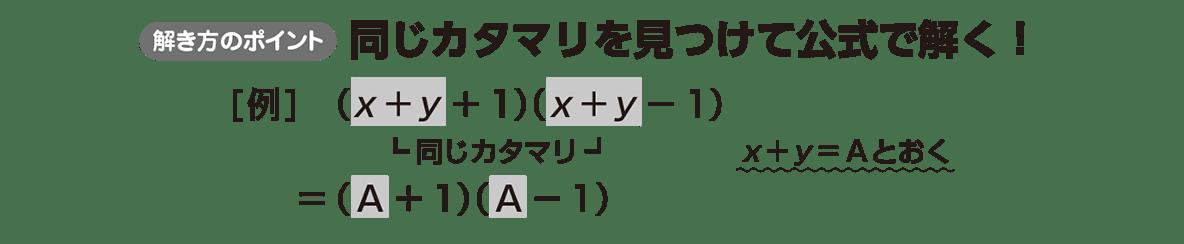 高校数学Ⅰ 数と式10 ポイント
