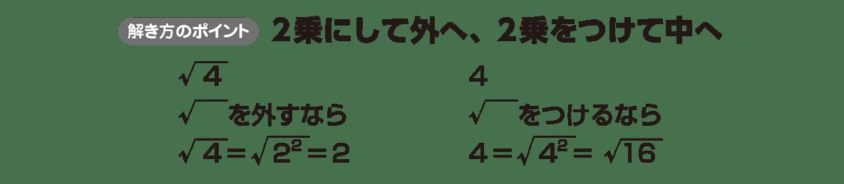 高校数学Ⅰ 数と式29 ポイント