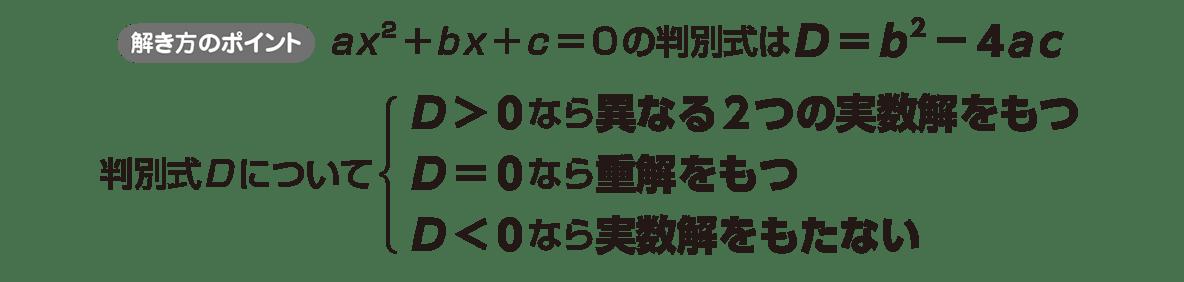 高校数学Ⅰ 数と式56 ポイント