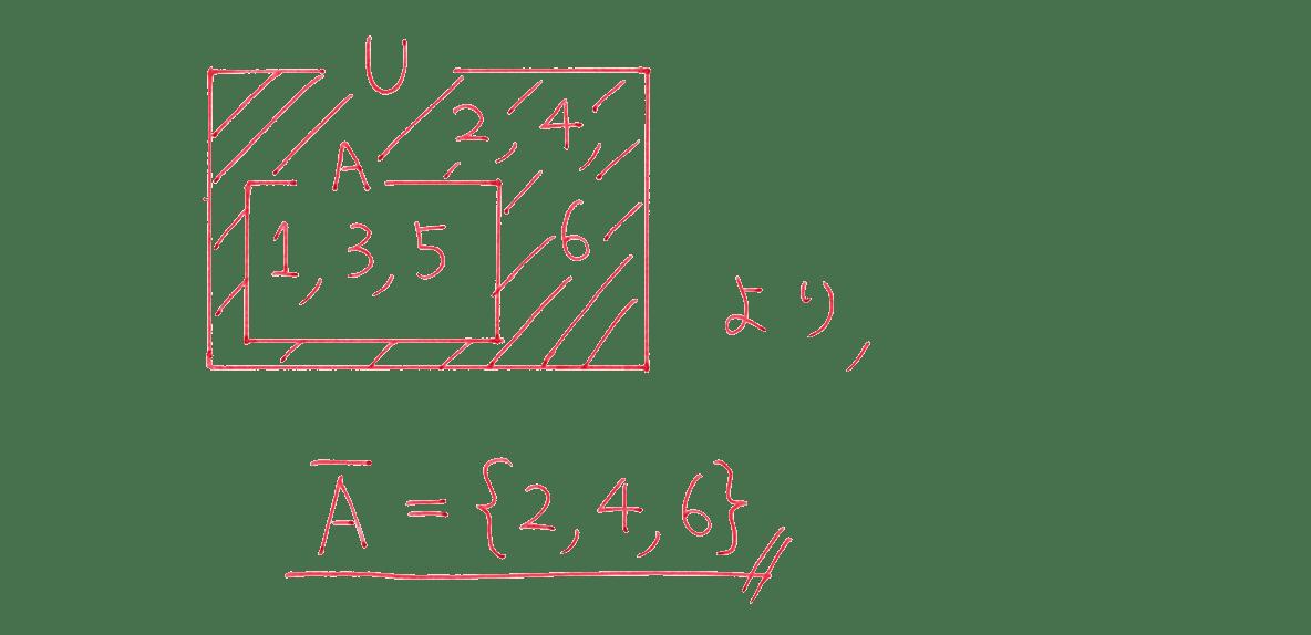高校数学Ⅰ 数と式68 例題の答え