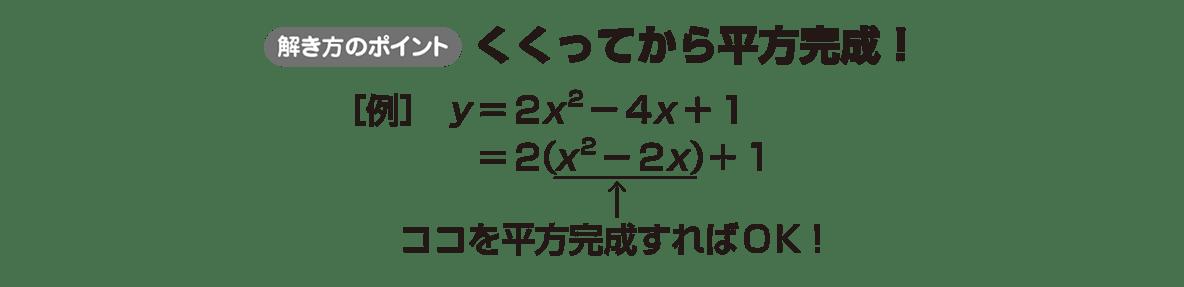 高校数学Ⅰ 2次関数14 ポイント