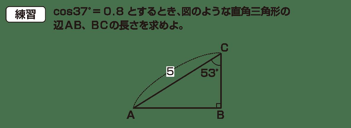 高校数学Ⅰ 三角比6 練習