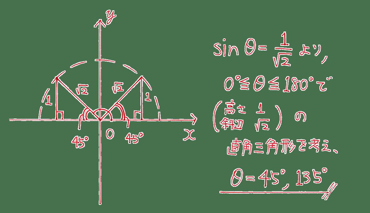 高校数学Ⅰ 三角比14 練習の答え