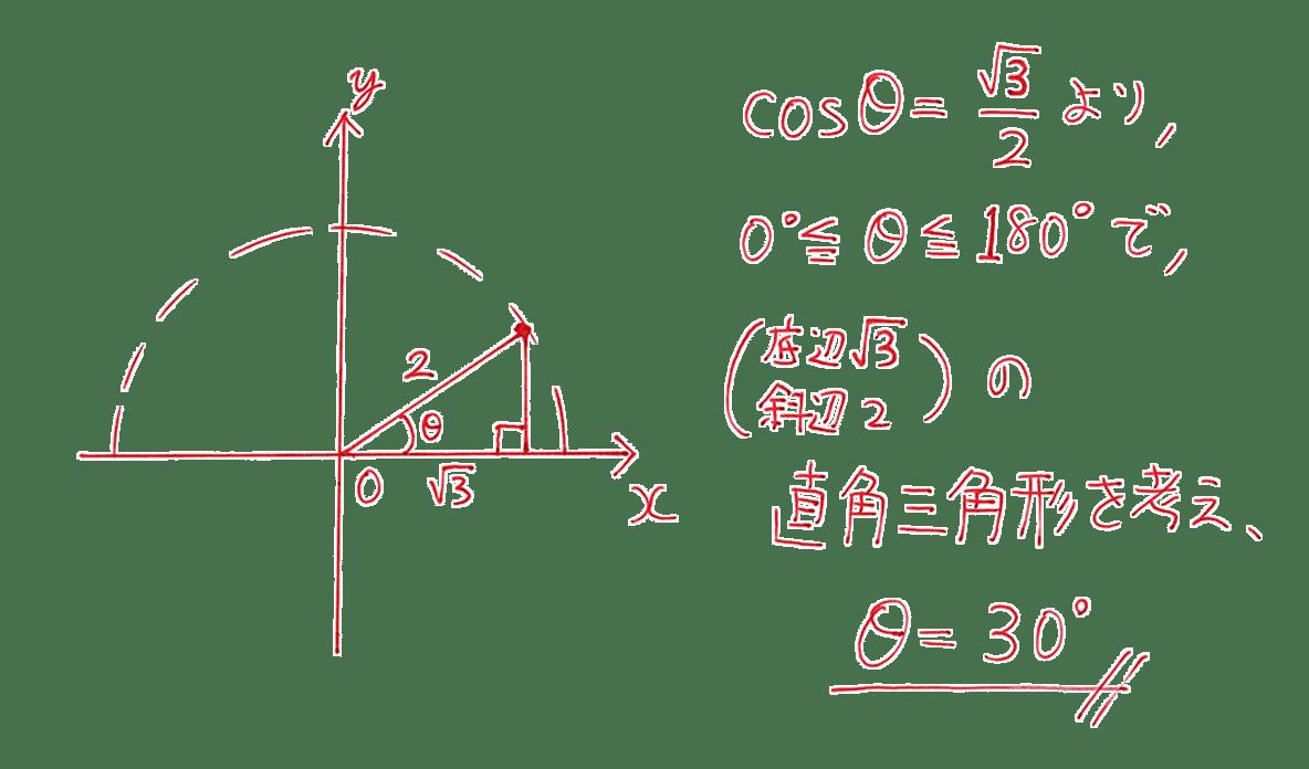 高校数学Ⅰ 三角比15 練習の答え