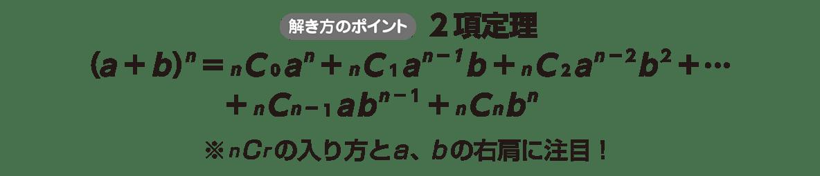 高校数学 数学Ⅱ 式と証明3 ポイント
