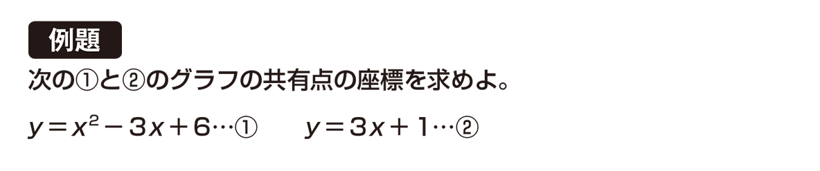 高校数学Ⅱ 図形と方程式12 例題