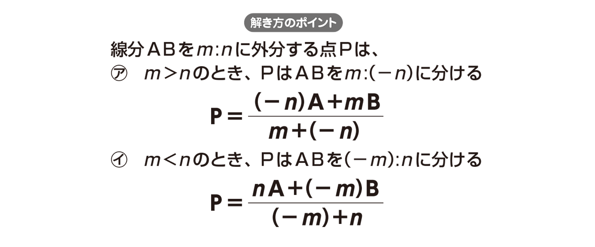 高校数学Ⅱ 図形と方程式4 ポイント