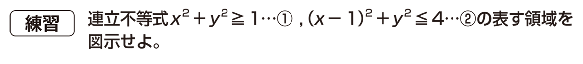 高校数学Ⅱ 図形と方程式32 練習