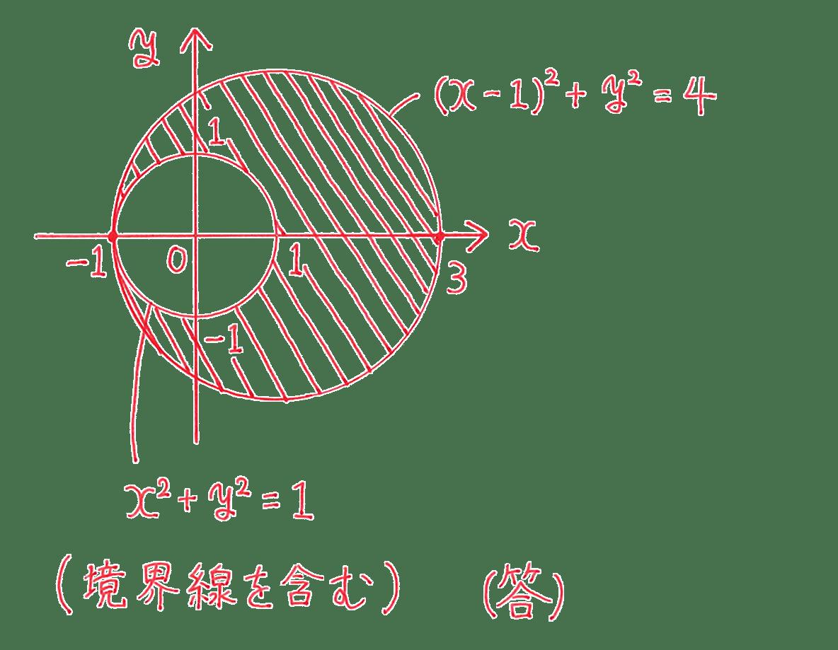 高校数学Ⅱ 図形と方程式32 練習 答え