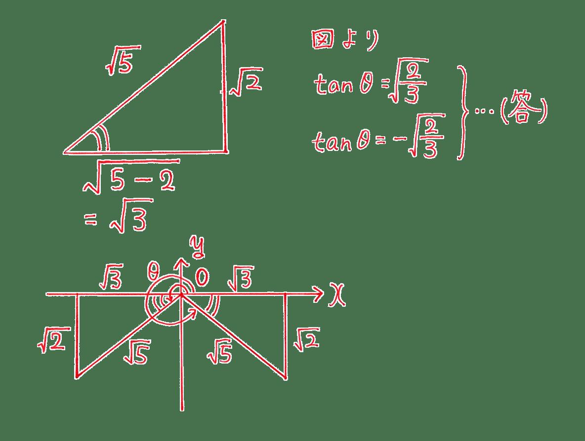 高校数学Ⅱ 三角関数9 練習 答え