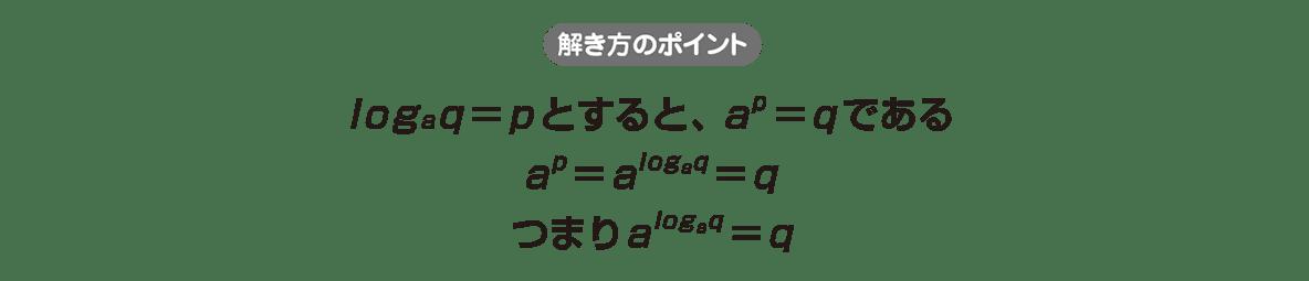 高校数学Ⅱ 指数関数・対数関数16 ポイント